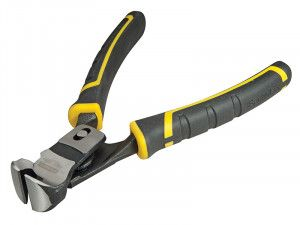 Stanley Tools FatMax® Compound Action End Cut Pliers 190mm (7.1/2in)