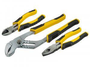 Stanley Tools ControlGrip™ Plier Set 3 Piece