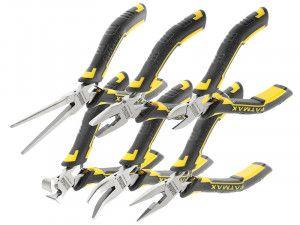 Stanley Tools FatMax® Mini Pliers Set 6 Piece