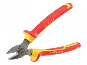 Stanley Tools FatMax® Side Cutting Pliers VDE 165mm