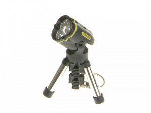 Stanley Tools Maxlife 369 LED Keyring Tripod Torch 0 95 113