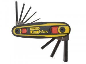 Stanley Tools FatMax® Hexagon Key Locking Set of 8 (1.5- 8mm)