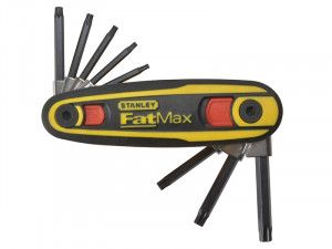 Stanley Tools FatMax® Torx Key Locking Set of 8 (T9-T40)