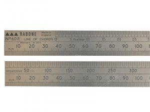 Stanley Tools 60R Line of Chords Rule 60cm