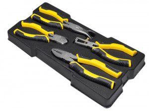 Stanley Tools Plier Set Module 4 Piece