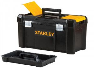 Stanley Tools, Basic Toolbox With Organiser Top