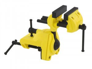 Stanley Tools Multi-Angle Hobby Vice 75mm (3in)