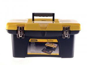 Stanley Tools, Jumbo Toolbox + Tray