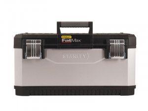 Stanley Tools, Metal & Plastic Toolbox