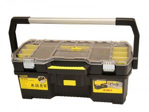Stanley Tools, Toolbox With Tote Tray Organiser