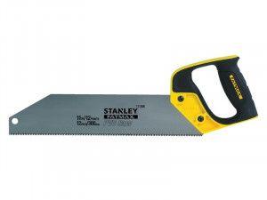 Stanley Tools FatMax® PVC & Plastic Saw 300mm (12in) 11tpi