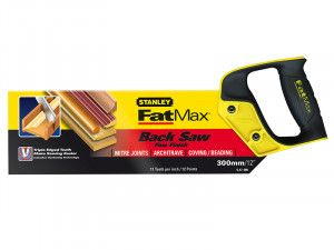 Stanley Tools, FatMax® Tenon Back Saws
