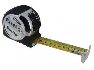 Stanley Tools FatMax® Pocket Tape 5m/16ft (Width 32mm)