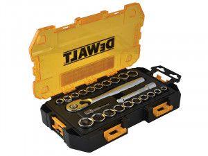 Stanley Tools DWMT73813 Tough Socket Set 23 Piece 1/2in Drive