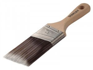 Stanley Tools Max Finish Advance Synthetic Stubby Paint Brush 50mm (2in)