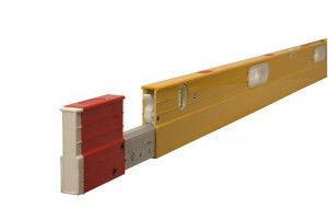Stabila, 106TM Magnetic Extendable Spirit Levels