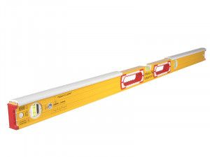 Stabila 196-2-K Masons Spirit Level 3 Vial 16406 122cm