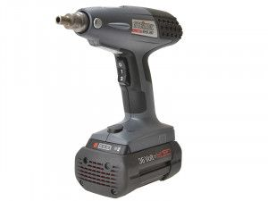 Steinel BHG 360 Cordless Heat Gun 36V 1 x 2.6Ah Li-ion Battery