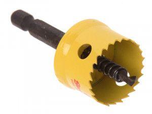 Starrett, Smooth Cutting Holesaws for Cordless Drills