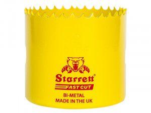 Starrett, Fast Cut Bi-Metal Holesaws