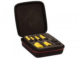 Starrett KFC06071 Bi-Metal Fast Cut Ulti Mate Electrician's Holesaw Kit