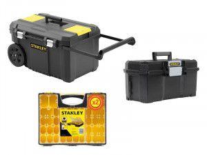 Stanley Storage Essential Chest, Box & Sort Master™ Junior