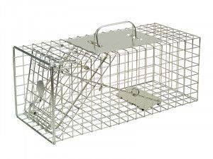 STV Pest-Free Living Squirrel Cage Trap