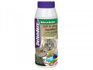 STV Pest-Free Living Cat and Dog Repellent Scatter Granules 450g