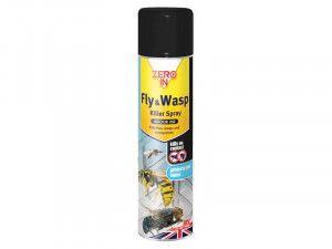 STV Pest-Free Living Zero In Fly & Wasp Killer 300ml