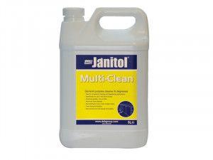 Swarfega Janitol Multi Clean 5 Litre