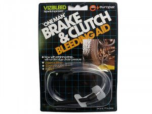 Saxon Vizibleed Brake & Clutch Bleeding Tool