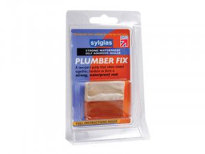 Sylglas Plumber Fix Leak Fixer Single 64g