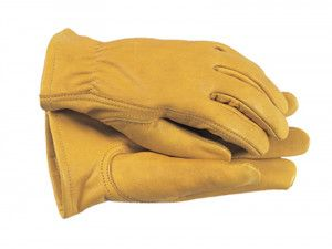 Town & Country, Premium Leather Grain Cowhide Gloves