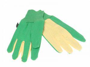 Town & Country TGL209 The Gardener Gloves Green/Burgundy