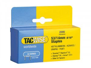 Tacwise, 53 Series Staples