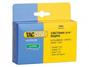 Tacwise, 140 Series Staples