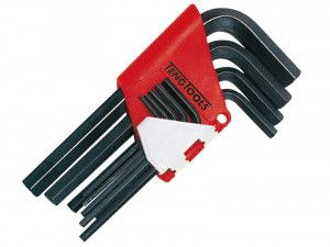 Teng Hexagon Key Set of 9 Metric (1.5-10mm)