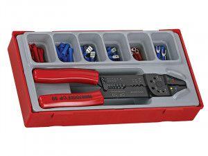 Teng TTCP121 121 Piece Crimping Tool Set