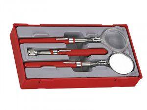 Teng TTTM03 3 Piece Inspection Tool Set