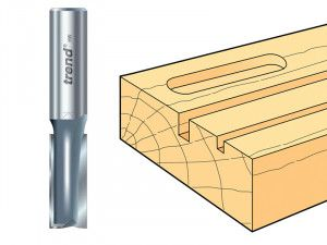 Trend, 1/2in Two Flute Cutters TCT