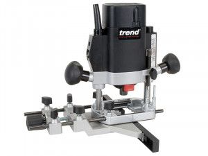 Trend, T5EB 1/4in Variable Speed Router 1000 Watt