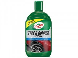 Turtle Wax Tyre & Bumper Trim Gel 500ml