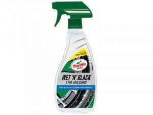 Turtle Wax Wet 'n' Black Tyre Dressing 500ml