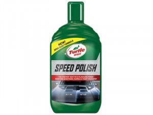 Turtle Wax Speed Polish 500ml