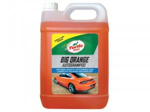 Turtle Wax Big Orange Autoshampoo 5L