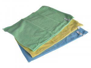 U-Care Microfibre Cloths Pack of 6 (30 x 40cm)