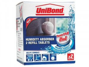Unibond, Small Moisture Absorber Power Tab Refill