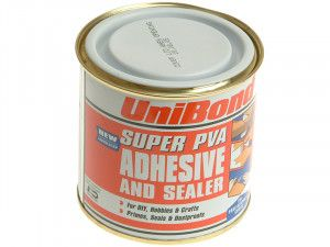 Unibond, Super PVA Adhesive and Sealer