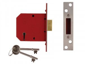 UNION, 2101 5 Lever Mortice Deadlock