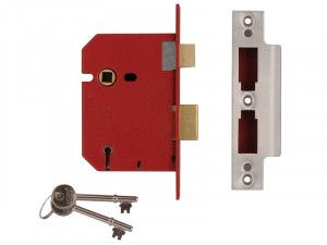 UNION, 2201 5 Lever Mortice Sashlock